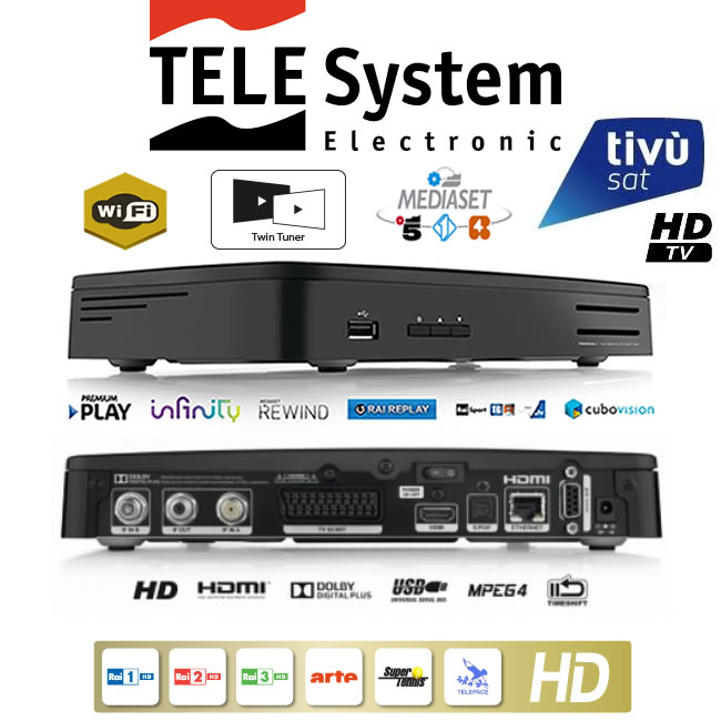 tivusat telesystem ts9020 hd twin tuner 1tb usb pvr decoder tivusat viewing ebay. Black Bedroom Furniture Sets. Home Design Ideas