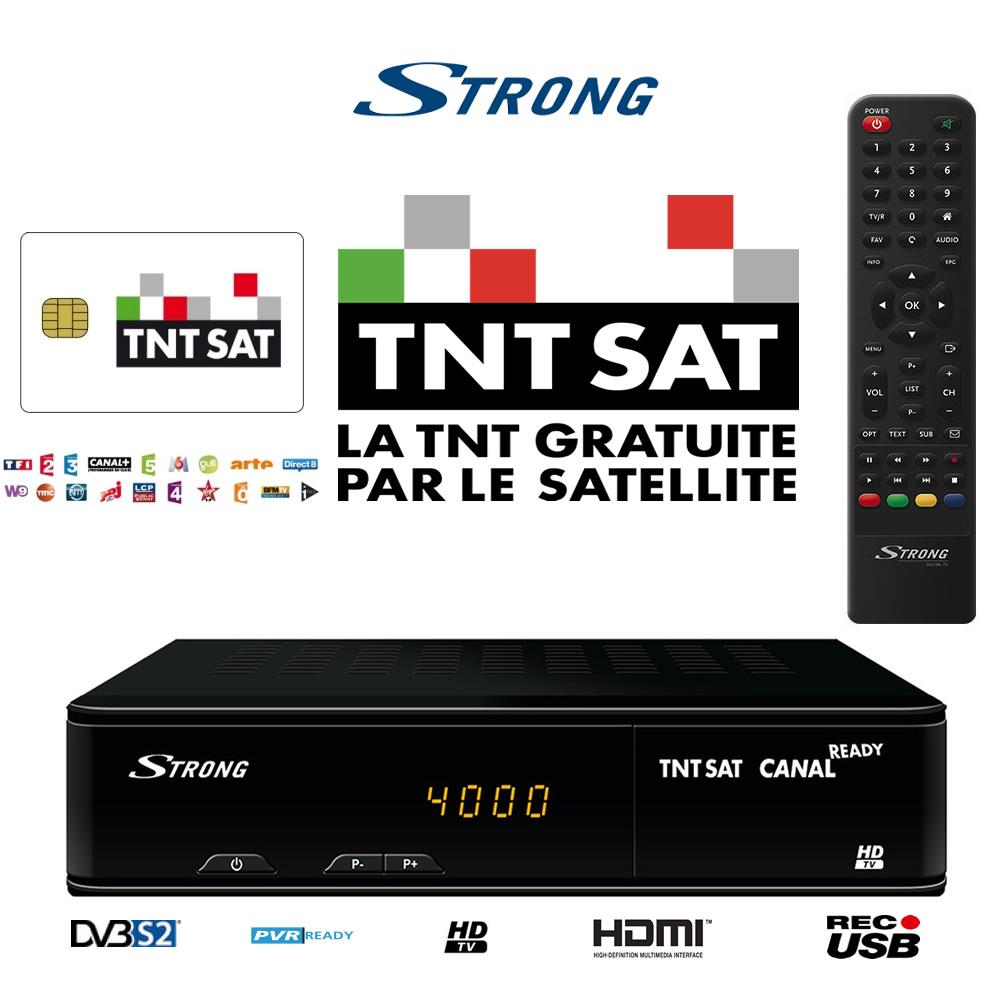 Strong tv decoder